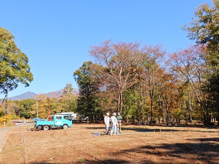 長坂町S石さん邸の現場より 1_a0211886_16112676.jpg