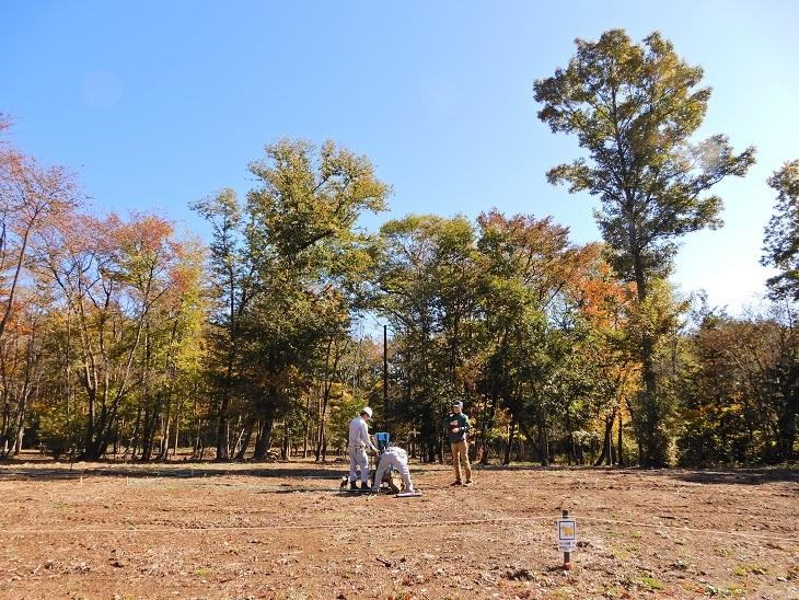 長坂町S石さん邸の現場より 1_a0211886_16423574.jpg