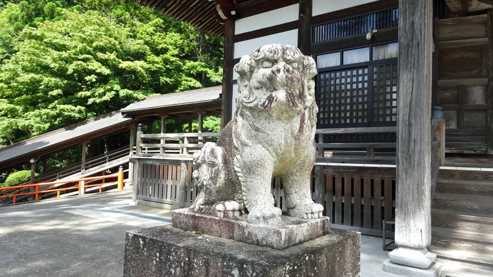 最福寺の狛犬_b0114798_16454086.jpg