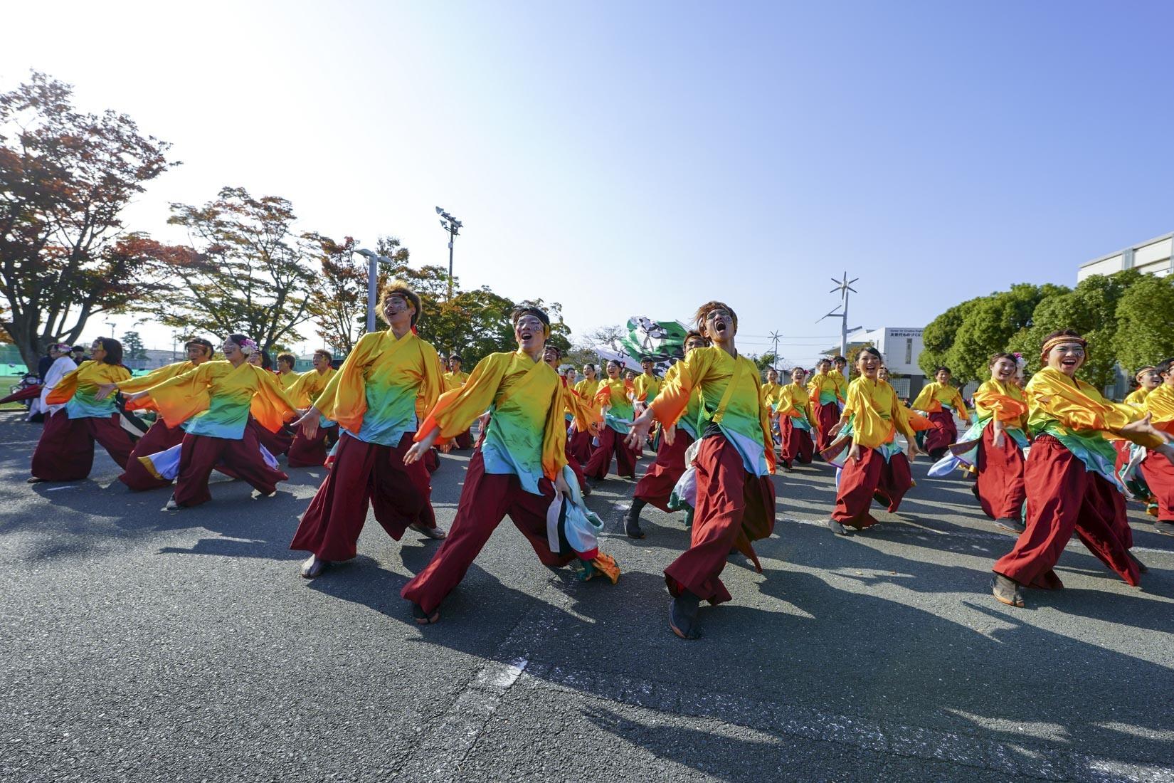 2019静大祭in浜松『静岡大学よさこいサークル お茶ノ子』_f0184198_23372931.jpg