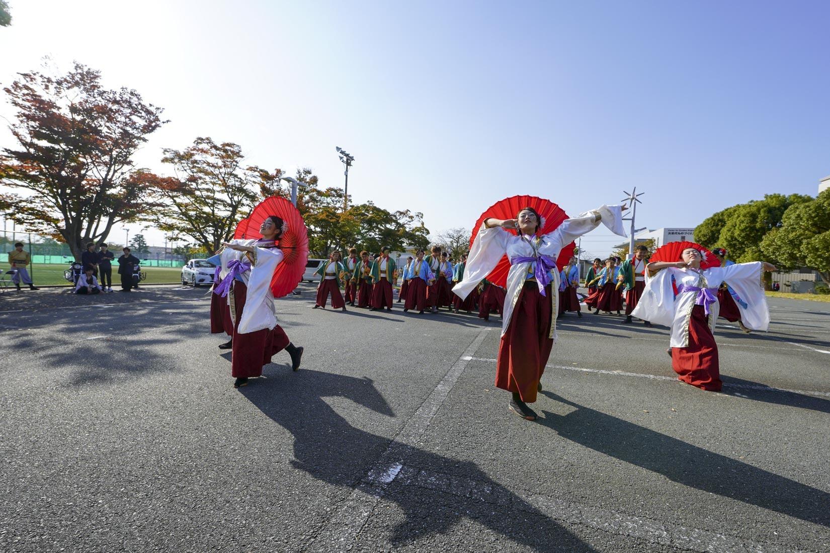 2019静大祭in浜松『静岡大学よさこいサークル お茶ノ子』_f0184198_23373132.jpg