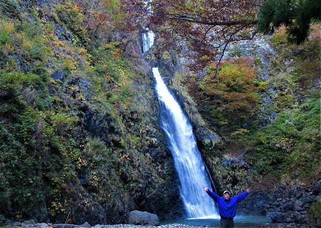 糸魚川ジオパーク 不動滝 _b0163804_21202116.jpg