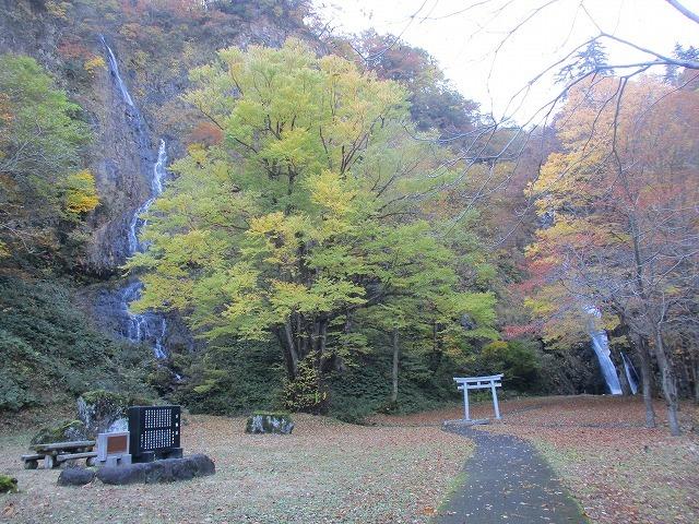 糸魚川ジオパーク 不動滝 _b0163804_21212617.jpg