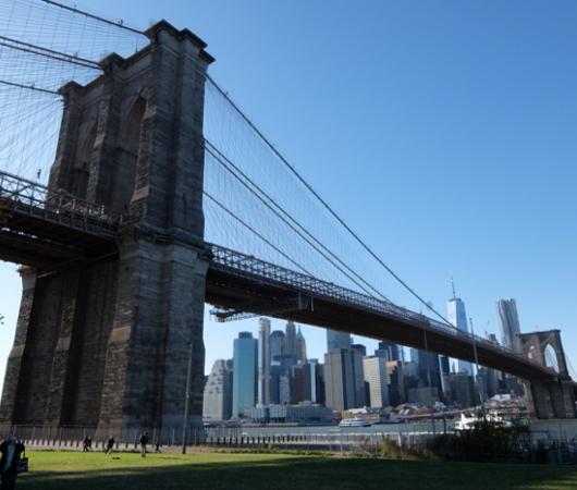 ニューヨークの紅葉とブルックリン・ブリッジ_b0007805_10133917.jpg