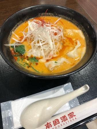 坦々麺_d0235108_20563773.jpg