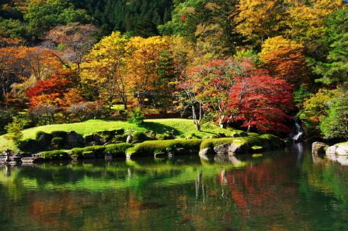 古峰神社の紅葉2_a0263109_15052928.jpg