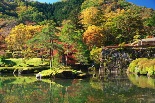 古峰神社の紅葉2_a0263109_15060636.jpg