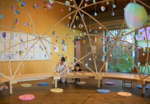 <企画展>「ちひろさんの子どもたち」谷川俊太郎×トラフ建築設計事務所@ちひろ美術館_f0006713_07201175.jpg