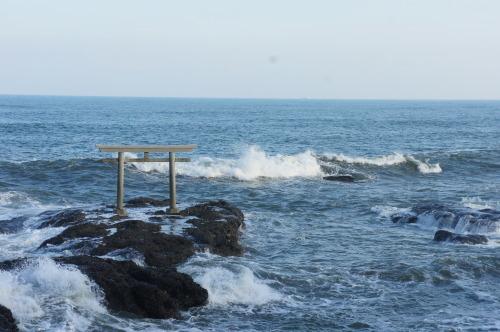 【大洗磯前神社】_f0215714_16285671.jpg