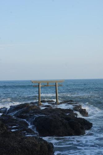 【大洗磯前神社】_f0215714_16293435.jpg