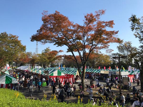 産業祭 @あきる野_b0157216_23075743.jpg