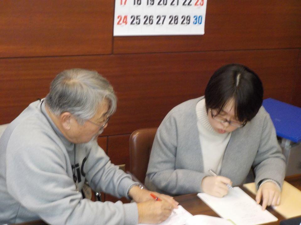 2019年11月12日(火)学習会_f0202120_21315721.jpg