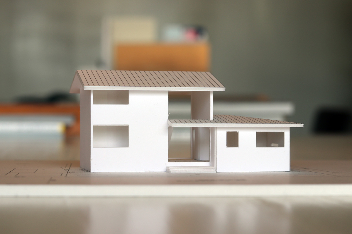 土手下の住宅/第一案を修正/倉敷_c0225122_10592941.jpg