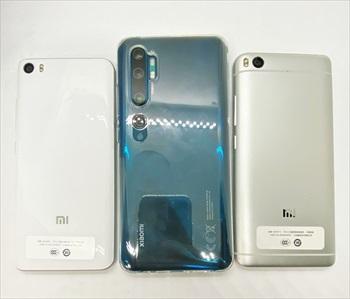 DxOmark121点 CC9 Pro Premium Edition/Note10 Pro 8GB+256GBが499.99ドル_d0262326_07363951.jpg