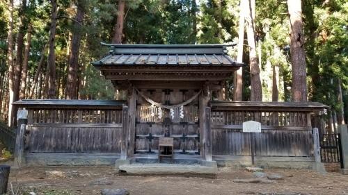 猪苗代町土津(はにつ)神社にて♪_f0165126_16084825.jpg