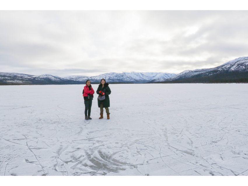 ホワイトホースの初冬大満喫、6泊7日イン・オンザレイクで親子オーロラの旅_d0112928_08100896.jpg