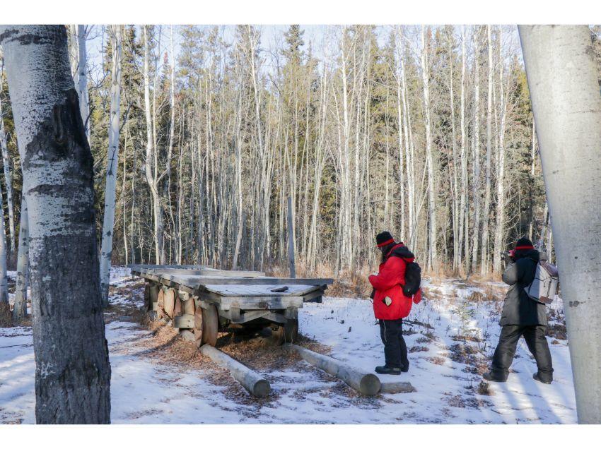 ホワイトホースの初冬大満喫、6泊7日イン・オンザレイクで親子オーロラの旅_d0112928_08543701.jpg
