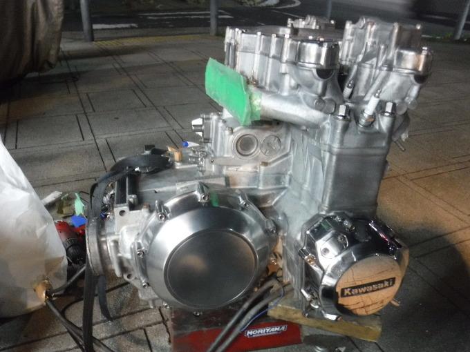 KAWASAKI KZ1300・・・エンジンでござります♪その3_a0163159_18215469.jpg