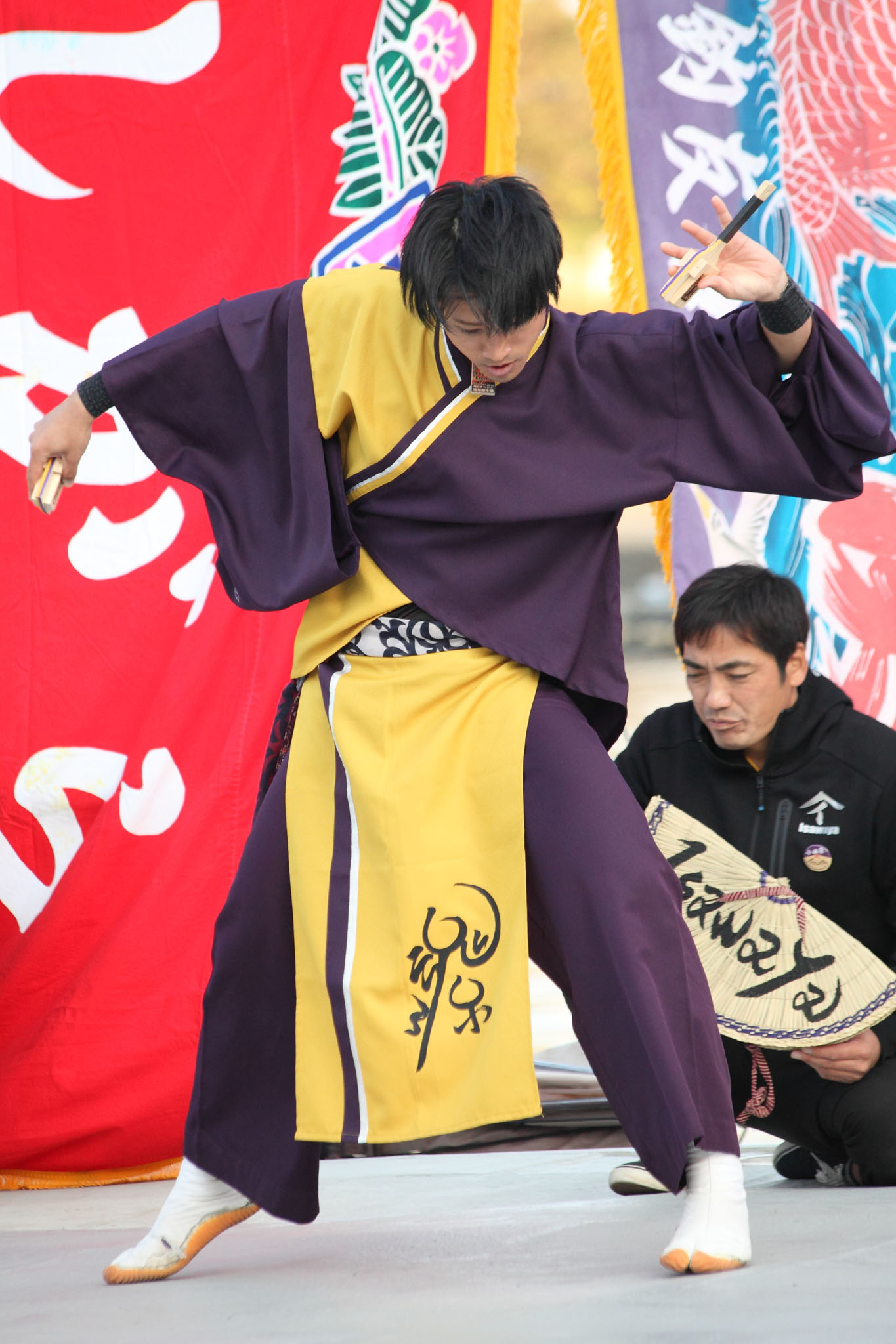 真鶴よさこい大漁フェスティバル2019【8】 _c0299360_1248519.jpg