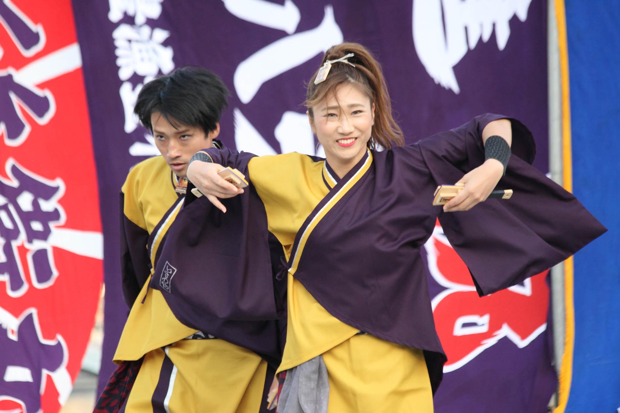 真鶴よさこい大漁フェスティバル2019【8】 _c0299360_12491968.jpg