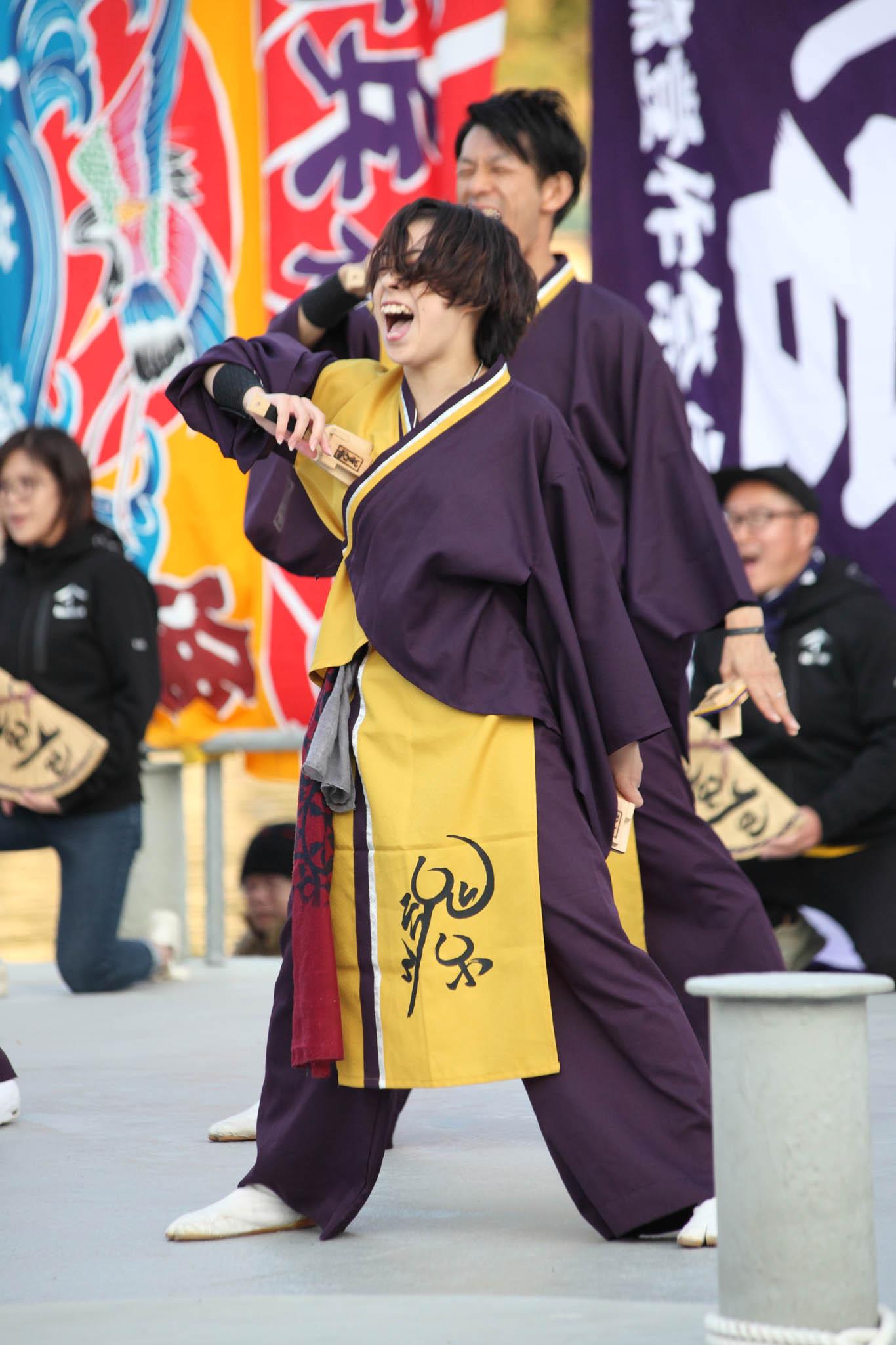 真鶴よさこい大漁フェスティバル2019【8】 _c0299360_12505841.jpg