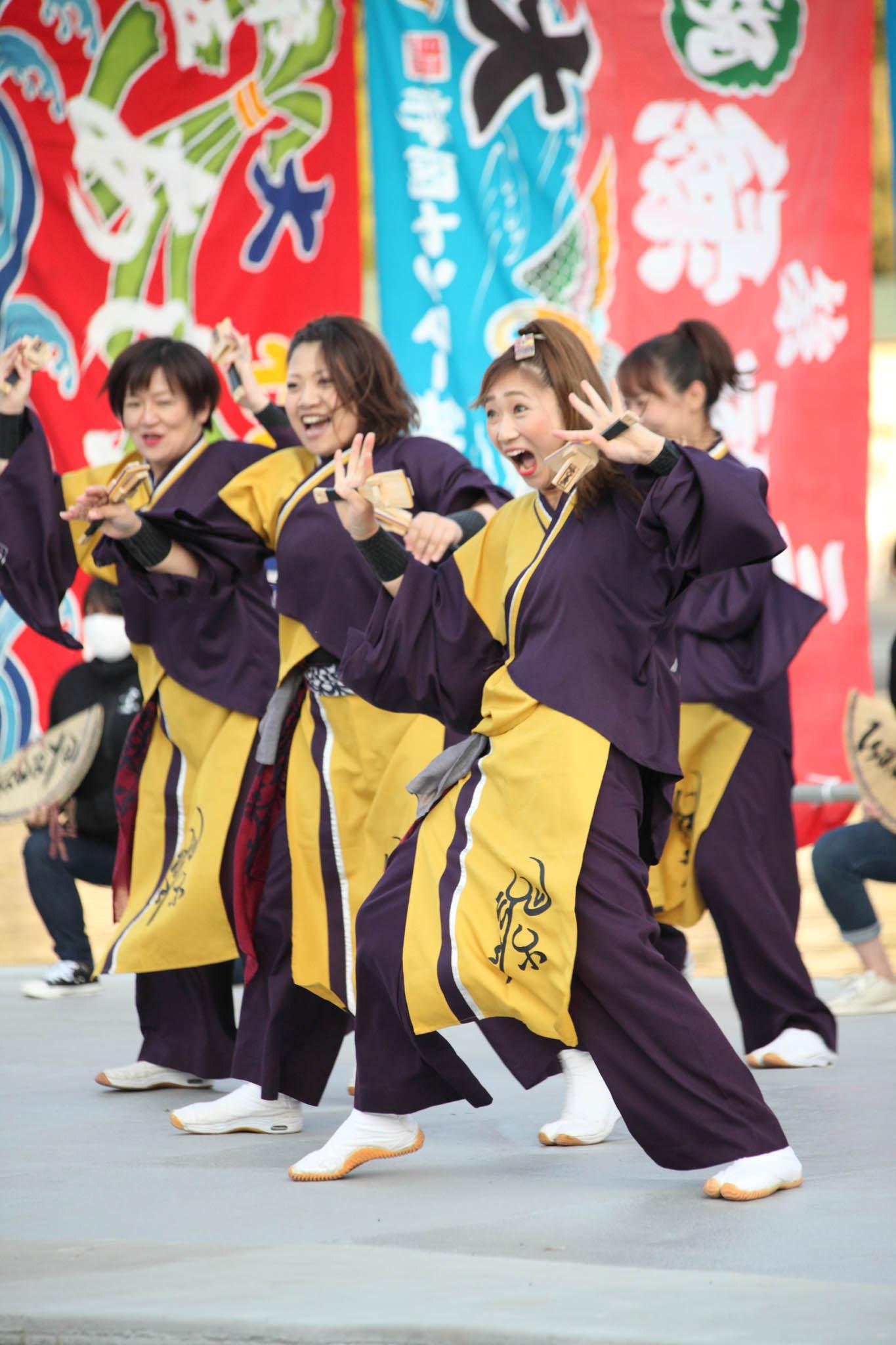真鶴よさこい大漁フェスティバル2019【8】 _c0299360_12535153.jpg