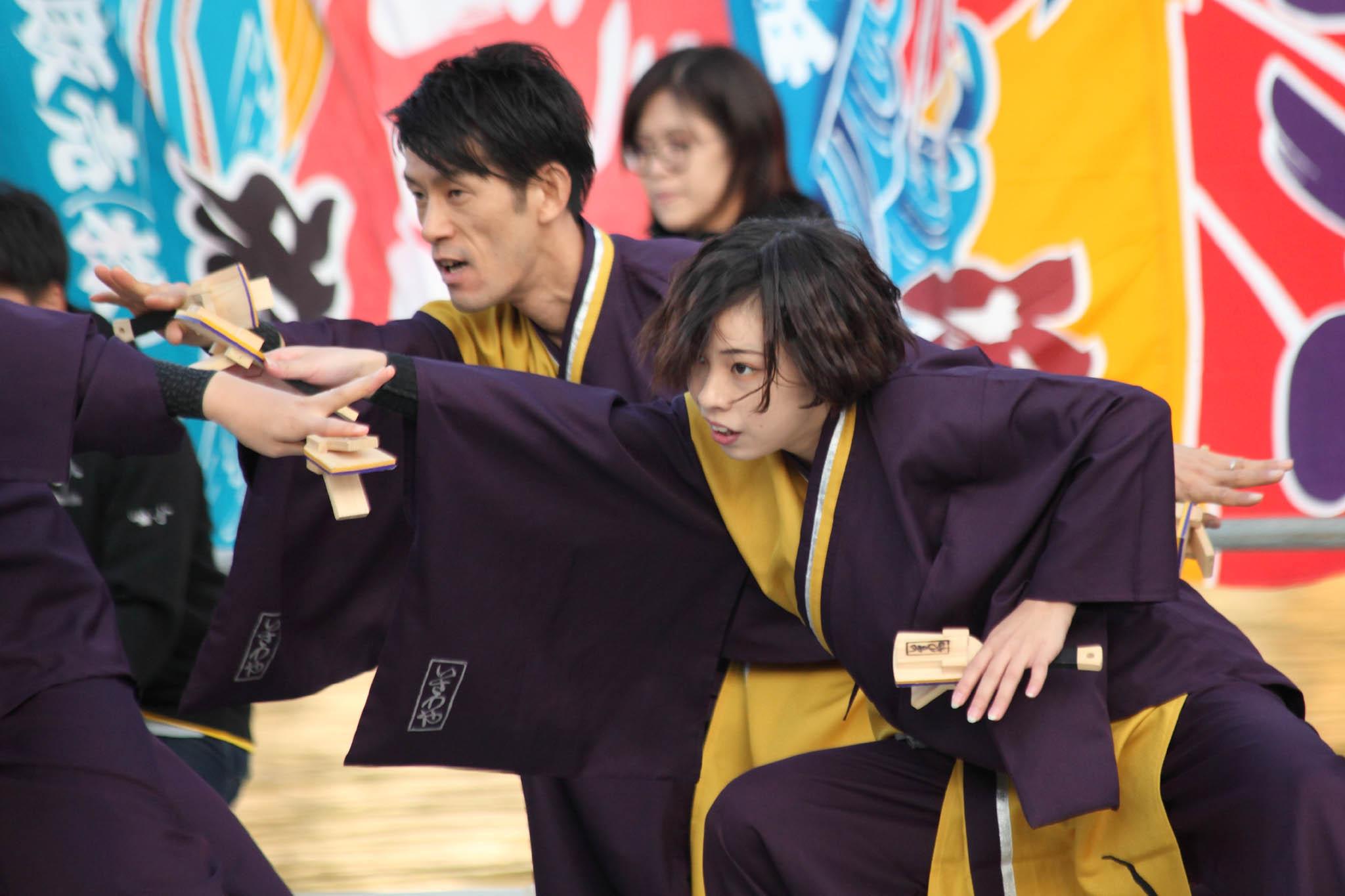 真鶴よさこい大漁フェスティバル2019【8】 _c0299360_1254367.jpg
