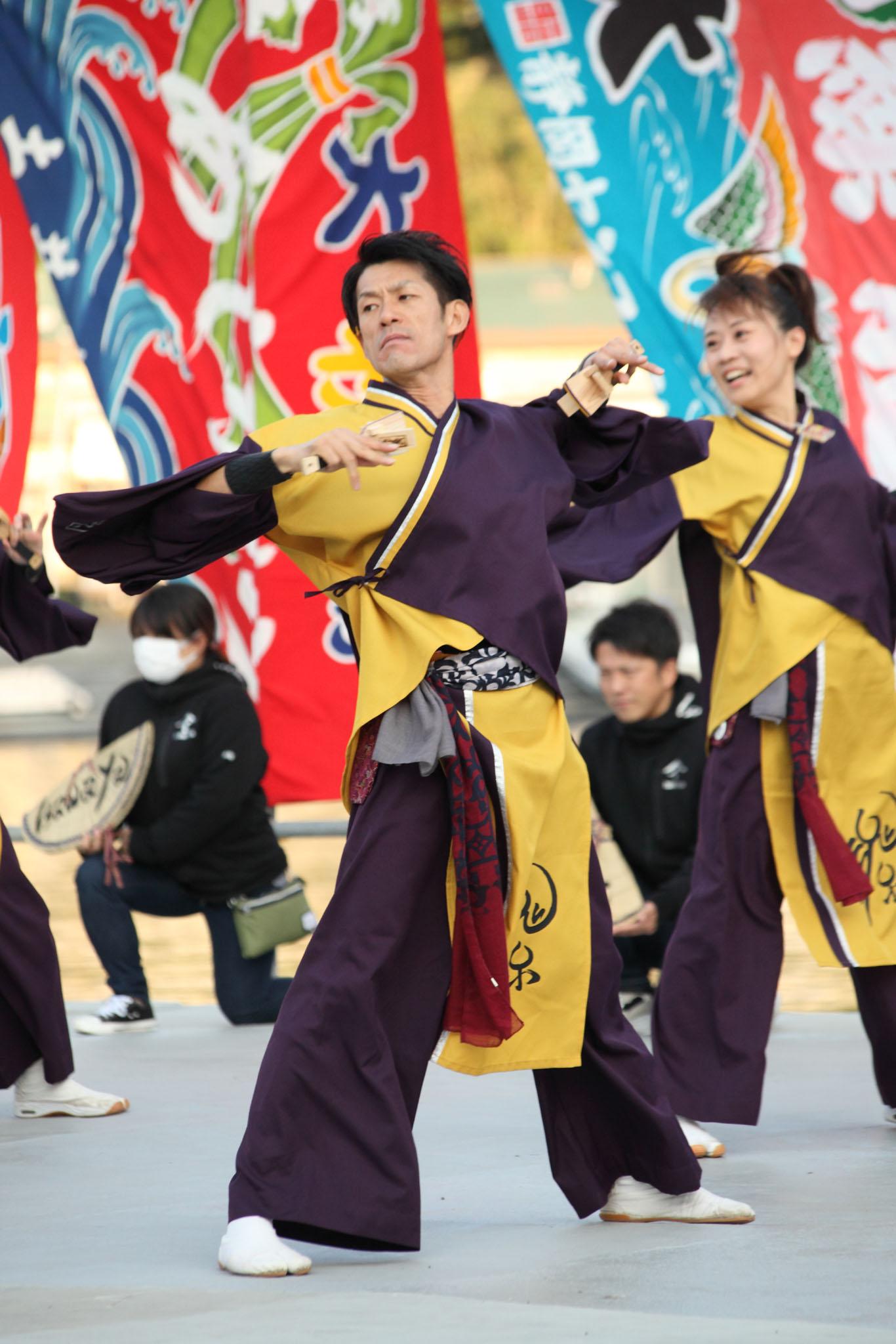 真鶴よさこい大漁フェスティバル2019【8】 _c0299360_1258469.jpg