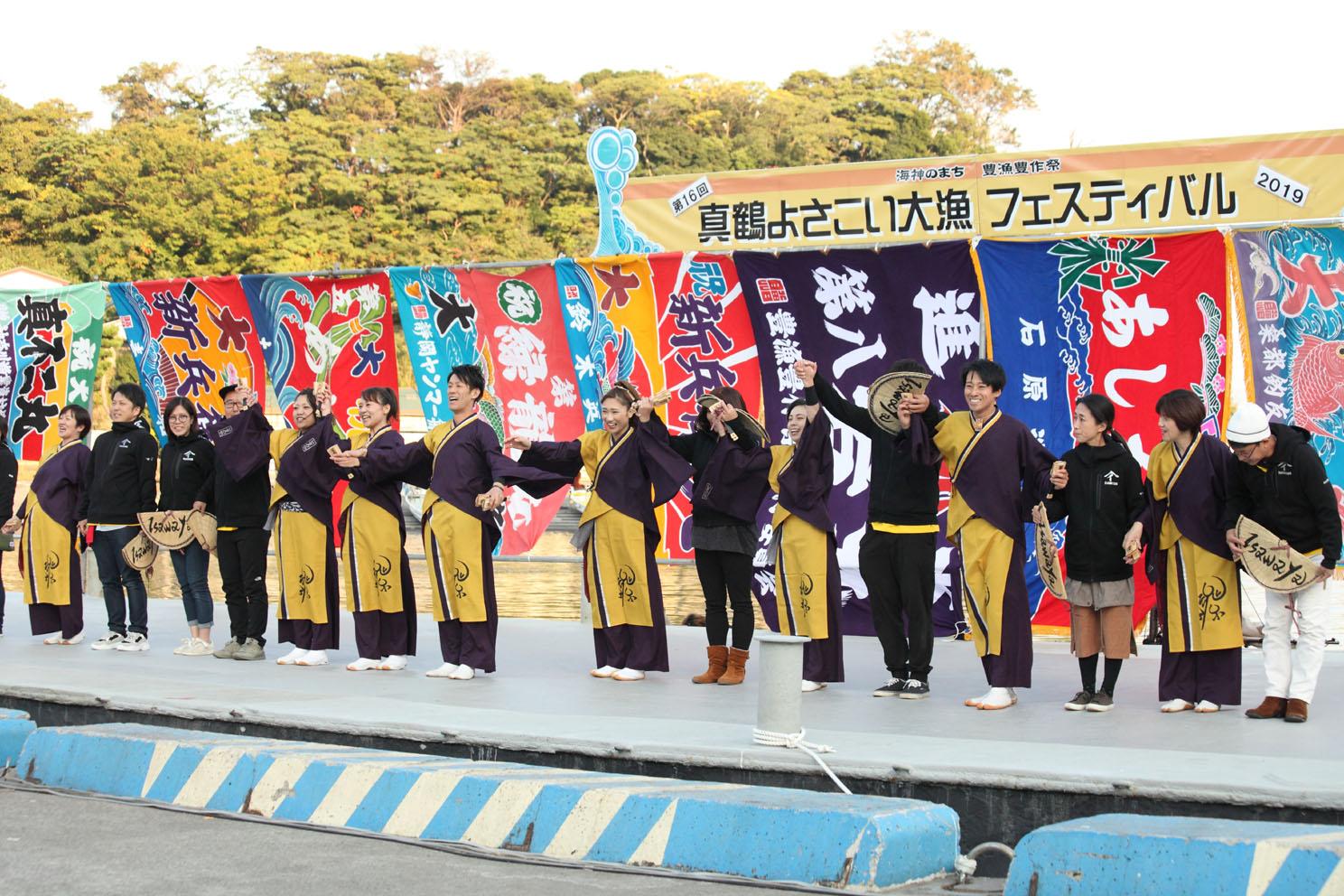 真鶴よさこい大漁フェスティバル2019【8】 _c0299360_12585885.jpg
