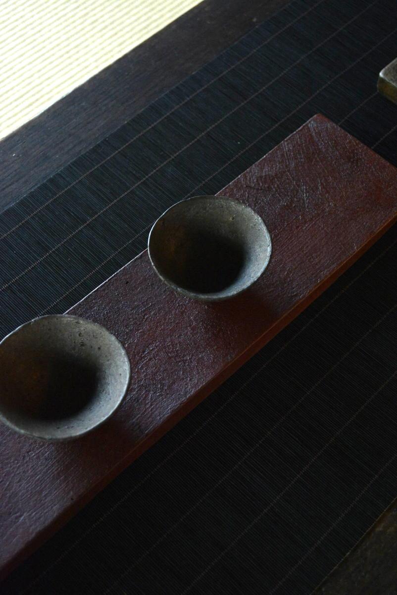「西川聡展 もうひとつの工芸」6日目-2_d0087761_1733967.jpg