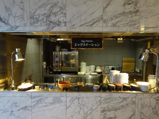 「シースケイプ」の朝食@「ヒルトン東京お台場」_b0405262_20173093.jpg