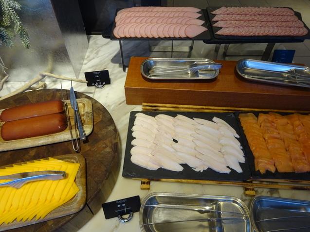 「シースケイプ」の朝食@「ヒルトン東京お台場」_b0405262_20203928.jpg