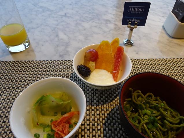 「シースケイプ」の朝食@「ヒルトン東京お台場」_b0405262_20231851.jpg