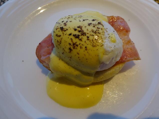 「シースケイプ」の朝食@「ヒルトン東京お台場」_b0405262_2023592.jpg