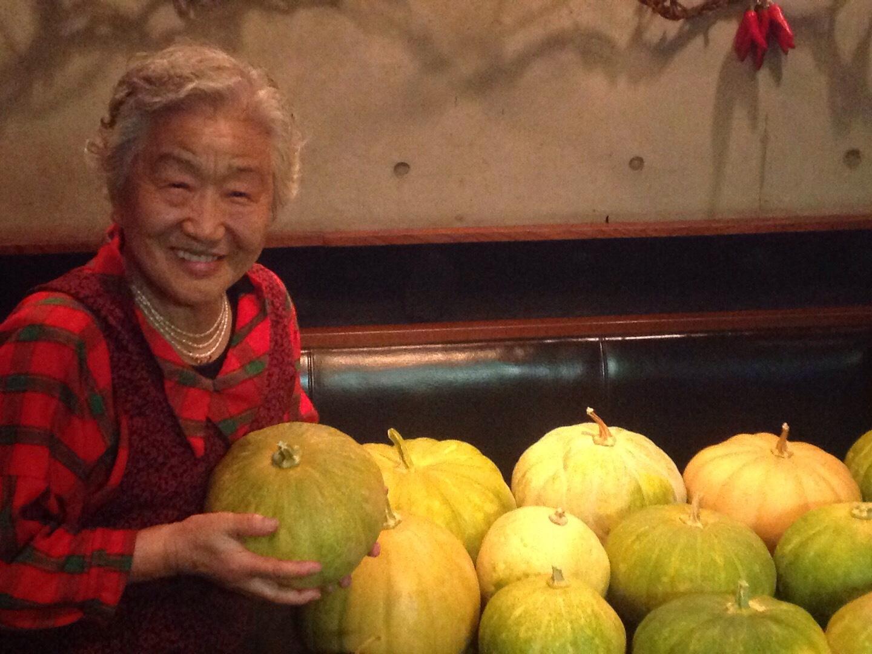 京都 韓国料理 桃李園と旬の 朝鮮かぼちゃ_b0153663_00500083.jpeg