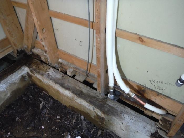 まとめてリフォーム ~ 浴室解体工事。_d0165368_05074319.jpg