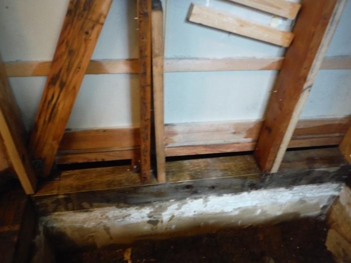 まとめてリフォーム ~ 浴室解体工事。_d0165368_05075801.jpg