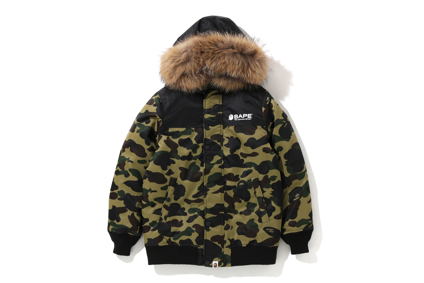 1ST CAMO OVERSIZED HOODIE DOWN JACKET_a0174495_13235304.jpg