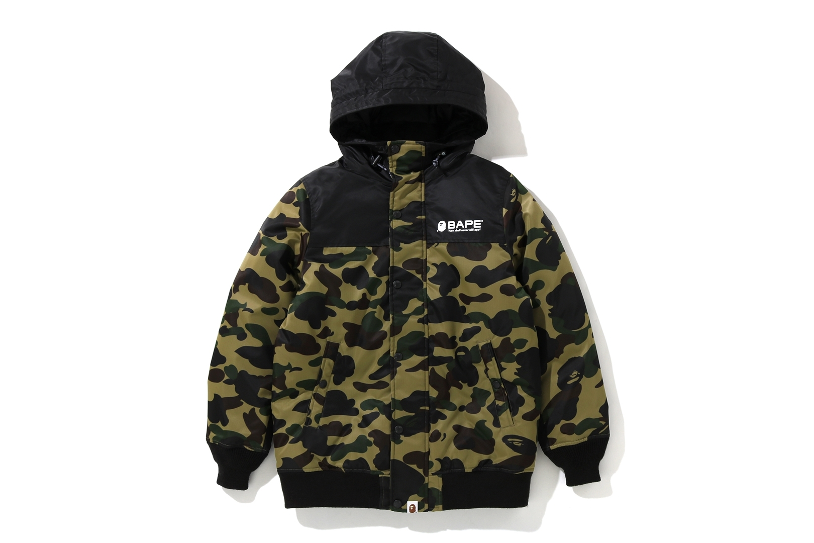 1ST CAMO OVERSIZED HOODIE DOWN JACKET_a0174495_13235995.jpg
