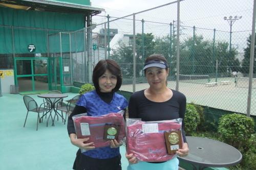 2019年11月13日(水)女子ダブルスオープントーナメント_b0158200_14280061.jpg