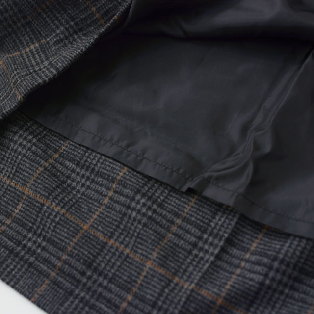 GRAMICCI [グラミチ] WOOL BLEND LONG FLARE SKIRT [GLSK-19F014] ・ウールスカート・チェックスカート・LADY\'S _f0051306_18234296.jpg