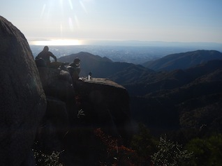 御在所岳・本谷から鈴鹿の上高地へ(ヤブコギネット・オフ会)_c0359615_21544079.jpg