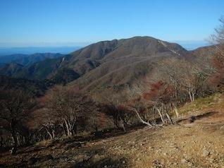御在所岳・本谷から鈴鹿の上高地へ(ヤブコギネット・オフ会)_c0359615_21552271.jpg