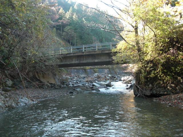 台風後の渓流釣り_f0079218_09524769.jpg