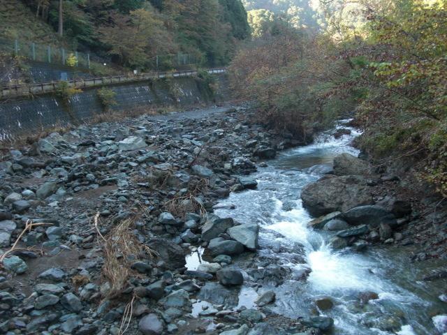 台風後の渓流釣り_f0079218_09524806.jpg