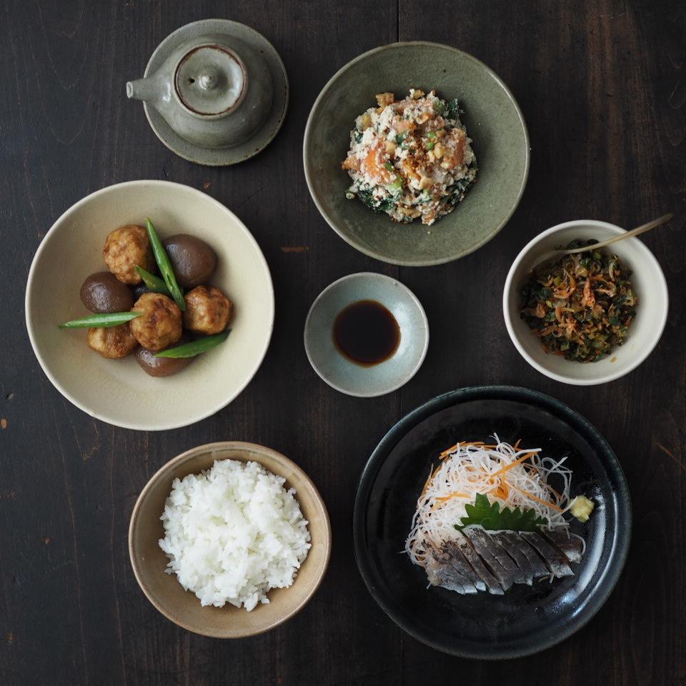 田谷さんの器で和食を_b0206421_20111237.jpg