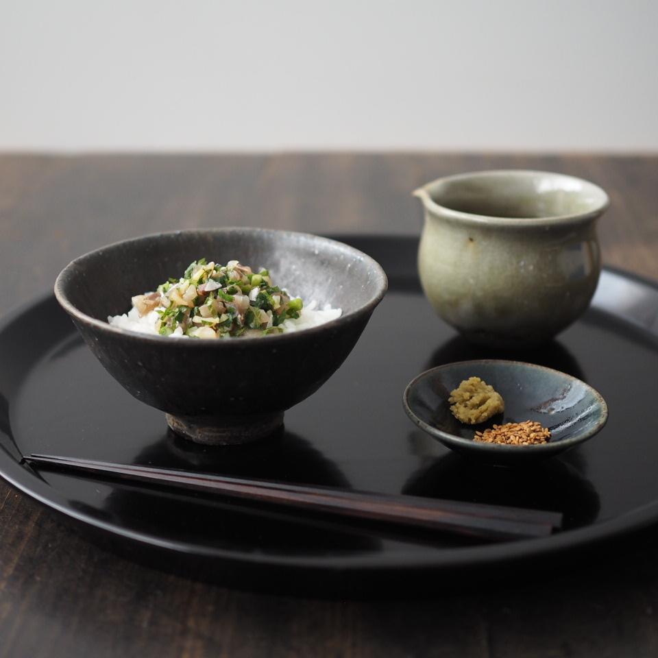 田谷さんの器で和食を_b0206421_20130039.jpg