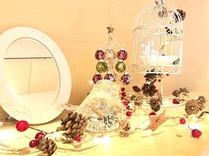 ほっこりクリスマス玄関_c0369433_15412262.jpg
