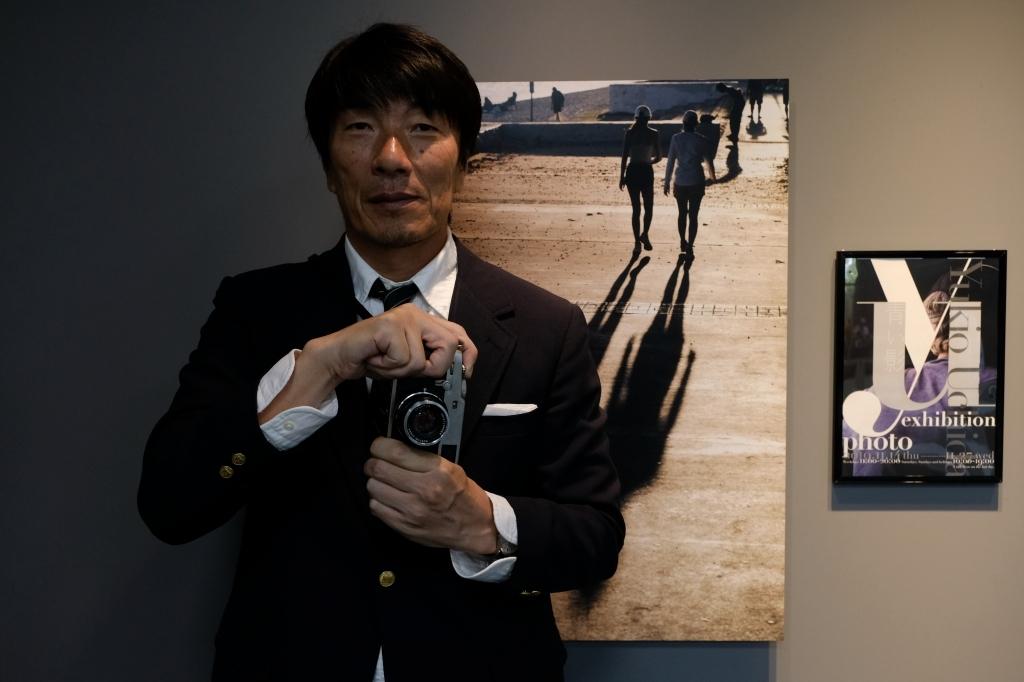 内田ユキオさん 写真展  青い影_f0050534_18251495.jpg