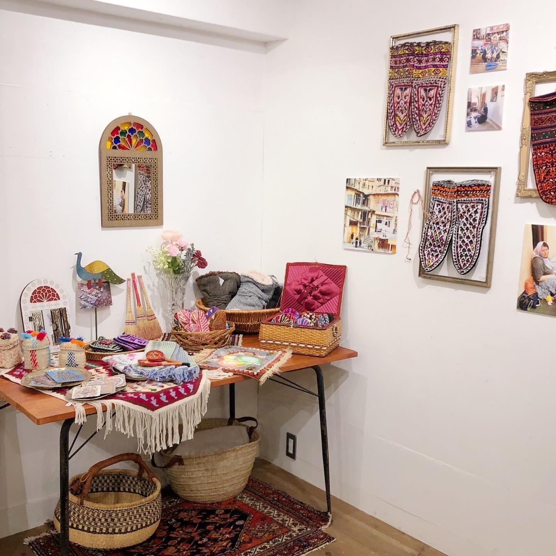 イランのおばあちゃんの手編み靴下展 チェドックザッカストア_d0156336_23164910.jpg